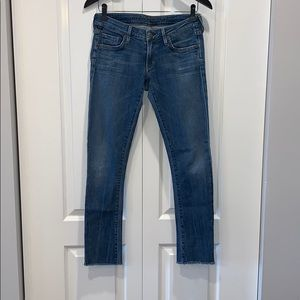 Citizens of Humanity skinny jeans size 27
